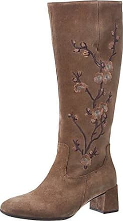 Gabor Shoes Gabor Jollys, Bottes Femme, Marron (18 Walnut/Bronce), 35 EU