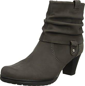 Shoes Comfort Basic, Stivali Donna, Grigio (30 Anthrazit Micro), 35 EU Gabor