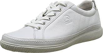 Gabor Shoes Comfort, Sneakers Basses Femme, Argent (a Silber/Lgrey/ARG. 42), 44 EU