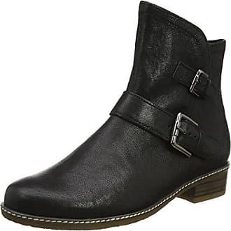 Gabor Shoes Comfort Sport, Botines Femme, Gris (Grau Micro), 41 EU