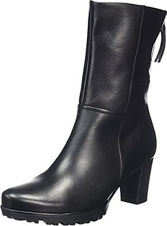 Shoes Comfort Sport, Stivali Donna, Nero (47 Schwarz Mel.), 39 EU Gabor