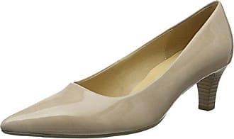 Gabor Shoes 41.550 Damen Slingback Pumps,Grau (72 Sand),41 EU
