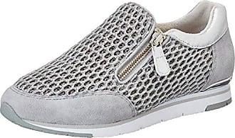 Gabor Shoes Fashion, Sneakers Femme, Bleu (Pazifik 11), 42 EU