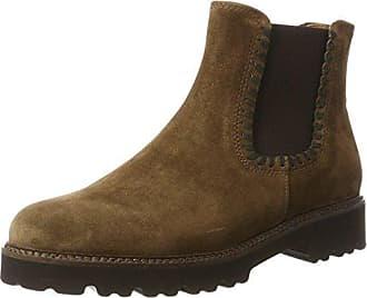 Gabor Shoes Gabor Fashion, Bottes Femme, Marron (18 Castagno/Bronce), 36 EU