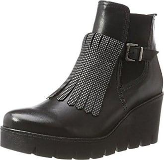 Gabor Shoes Comfort, Sneakers Basses Femme, Noir (Schwarz 47), 41 EU