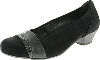 Gabor Orient 66.471.87, Damen Slipper, Schwarz (Black), 40,5 EU/7 UK