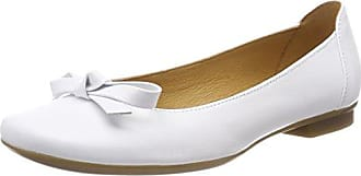 Blanco Leather Mujer Color Para 40 Bailarinas white Gabor Eu Talla Change qaTXw0qxU