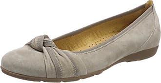 Gabor Shoes Comfort Sport, Ballerines Femme, Marron (Visone Luxor/Gel), 40 EU