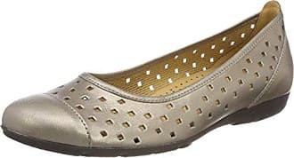 Gabor Shoes Gabor Casual, Ballerines Femme, Multicolore (Antikrosa), 35.5 EU