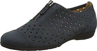 Gabor Shoes 53.100 Damen Geschlossene Ballerinas, Blau (Pazifik/Ocean 16), 40 EU (6.5 Damen UK)