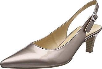Gabor Shoes Fashion, Escarpins Femme, (Shadow 96), 39 EU