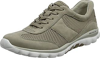 Shoes Casual, Scarpe Stringate Derby Donna, Marrone (13 Wallaby), 44 EU Gabor