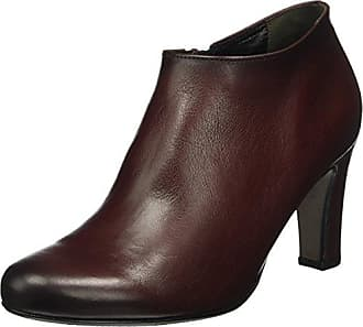 Gabor Shoes Gabor Basic, Bottes Femme, Rouge (25 Wine Effekt), 37.5 EU