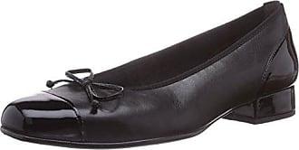 Gabor Shoes Comfort Basic, Damen Geschlossene Ballerinas, Schwarz (Schwarz 67), 37.5 EU (4.5 Damen UK)