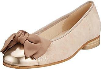 Gabor Shoes Gabor Casual, Mocasines para Mujer, Beige (Muschel), 42.5 EU