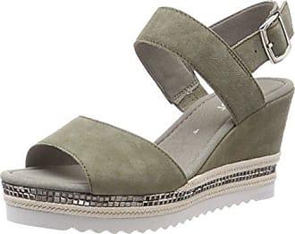 Gabor Shoes Fashion, Sneakers Basses Femme, Marron (Visone/Space/Silk 12), 38 EU