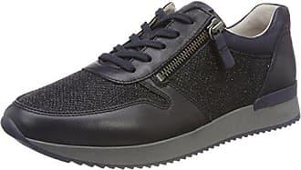 Rollingsoft, Zapatos de Cordones Derby para Mujer, Azul (River), 38.5 EU Gabor