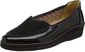 Gabor Shoes Gabor Sport, Derbys Femme, Bleu (Nightblue/Ocean), 41 EU