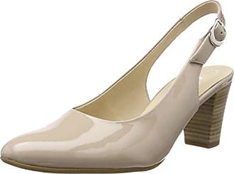 Comfort 62.15, Zapatos De Tacón Mujer, Beige (Rame 94), 41 EU Gabor