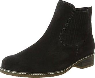 Gabor Shoes Comfort Basic, Bottes Femme, Noir (47 Schwarz Micro), 40 EU