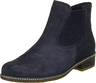 Gabor Shoes Comfort Sport, Bottes Femme, Gris (Dark-Grey Mel), 40.5 EU