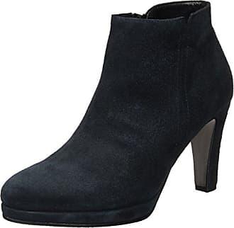Gabor Shoes Gabor Basic, Bottes Femme, Bleu (16 Ocean), 38.5 EU