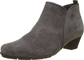 Gabor Shoes Damen Basic Stiefel, Grau (19 Anthrazit), 42.5 EU