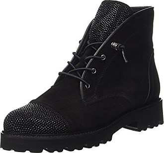 Gabor Shoes Gabor Basic, Bottes Femme, Bleu (36 Pazifik/Fango), 38 EU
