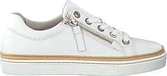Gabor Chaussures En Dentelle Blanche Combinée qOXyXb2UZ