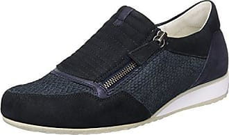 Gabor Shoes Comfort, Sneakers Basses Femme, Bleu (Nightblue 46), 37.5 EU