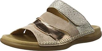Gabor Shoes Damen Jollys Pantoletten, Mehrfarbig (Rame/Rouge/Rose), 41 EU