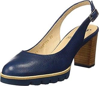 40815, Zapatos Mujer, Azul (Baltico), 36 EU Gadea