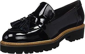 Charol 40817a, Mocassins Femme, Noir (Black), 40 EUGadea