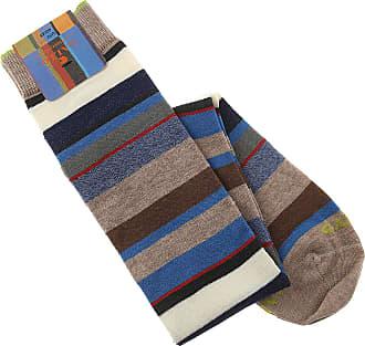 Socks for Men On Sale, Beige, Cotton, 2017, Universal Size Gallo