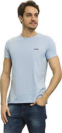 Edna, Camisa Casual para Hombre, Azul (Blue Bell Multi Striped 8791), X-Large (Tamaño del Fabricante:XL) Galvanni