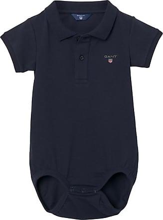 100% Guaranteed Buy Cheap Largest Supplier Newborn Organic Pointelle Bodysuit - Evening Blue GANT Best Sale Cheap Price 5snu1