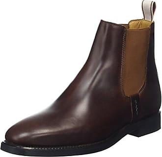 Footwear Damen Joan Chelsea Boots, Braun (Dark Brown), 42 EU GANT