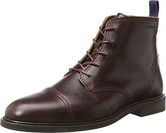 Gant Jean, Bottes Classiques Homme - Rouge - Rot (French Roast Red),