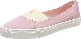 GANT New Haven, Bailarinas con Punta Cerrada para Mujer, Mehrfarbig (Cream/Strawberry Pink), 42 EU