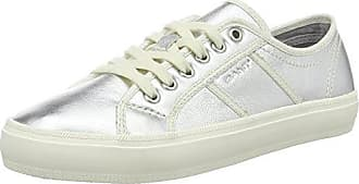 GANT ZOE, Zapatillas para Mujer, Gris (Windy Gray G891), 36 EU