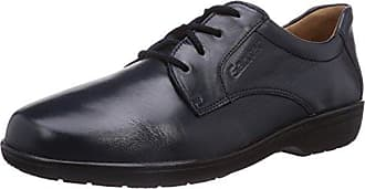 Anke-g - Zapatos de Vestir Brogues Mujer, Color Negro, Talla 38 Ganter