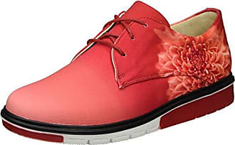 Ganter Sensitiv Karin-k, Mocassins Femme - Rouge - Rot (Vino),