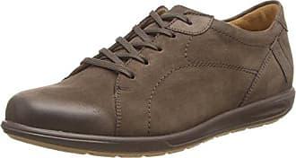 BAREFOOT-Women, Weite G - zapatos con cordones de cuero mujer, color multicolor, talla 37.5 Ganter