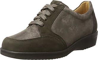 Sensitiv Inge-I, Zapatos Derby Mujer, Negro (Schwarz), 41.5 EU (7.5 UK) Ganter
