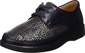 Ganter Fiona, Weite F 4-205421-01000 - Zapatos Casual para Mujer, Color Negro, Talla 37