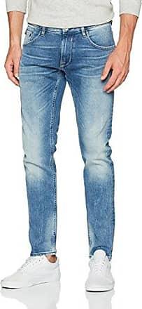Garcia 611, Vaqueros Tapered para Hombre, Azul (Coated Used 2501), 32W x 32L Garcia Jeans