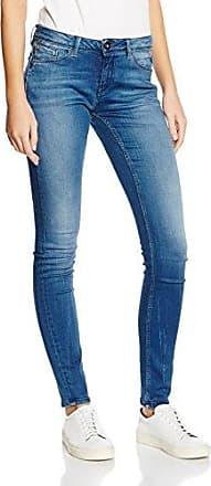 Garcia Jeans 275 - Azul Mujer, Azul Oscuro, 31 W/32 L