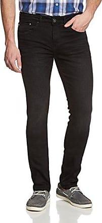 Garcia - Vaqueros para hombre, color schwarz (black coated 544), talla w34/l34 (34) Garcia Jeans