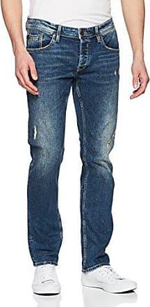Garcia Jeans Garcia 271/32, Vaqueros Straight para Mujer, Azul (Medium Used 2763), 36(Talla del Fabricante:25)