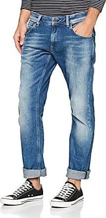 Garcia 610/34, Vaqueros Straight para Hombre, Azul (Rinse Dark 2211), 34W x 34L Garcia Jeans